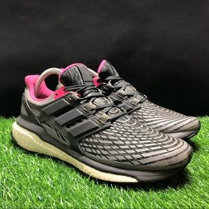 Adidas Energy Boost Athletic Running Shoes BB3456